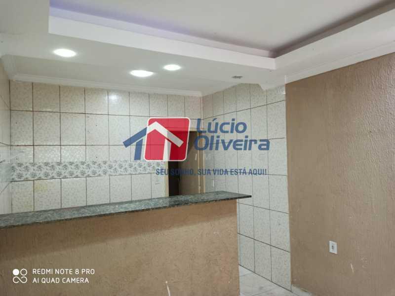 8-Detalhes luz indireta - Casa Rua Grucai,Penha, Rio de Janeiro, RJ Para Venda e Aluguel, 1 Quarto - VPCA10028 - 9