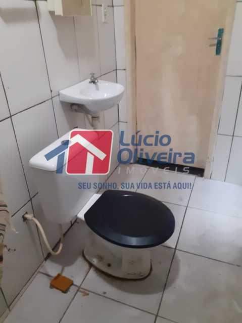 11Banheiro social... - Casa Rua Grucai,Penha, Rio de Janeiro, RJ Para Venda e Aluguel, 1 Quarto - VPCA10028 - 11