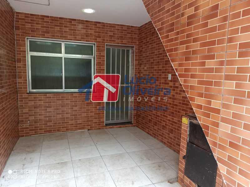 12-Frente - Casa Rua Grucai,Penha, Rio de Janeiro, RJ Para Venda e Aluguel, 1 Quarto - VPCA10028 - 13