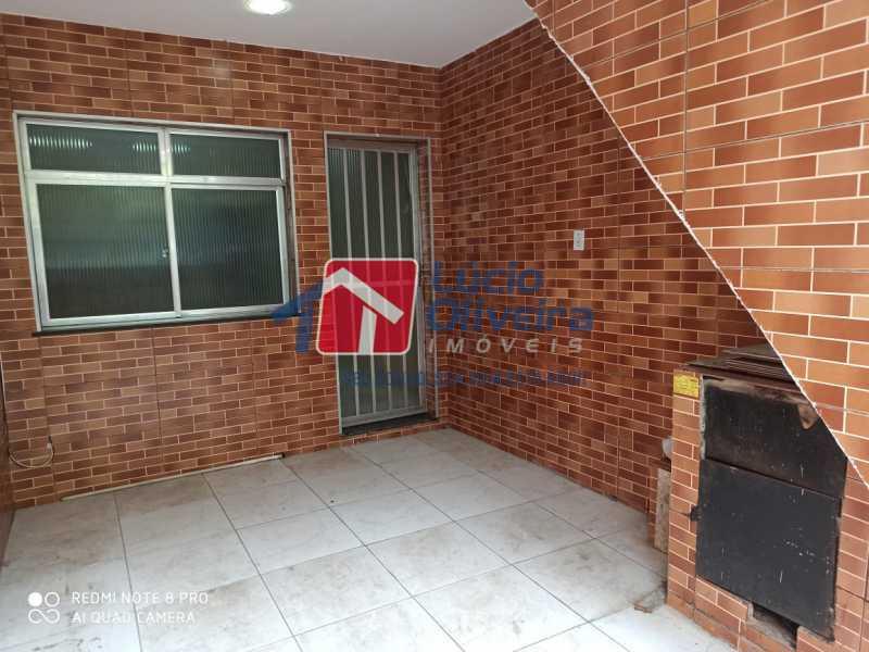 13Area Externa - Casa Rua Grucai,Penha, Rio de Janeiro, RJ Para Venda e Aluguel, 1 Quarto - VPCA10028 - 14
