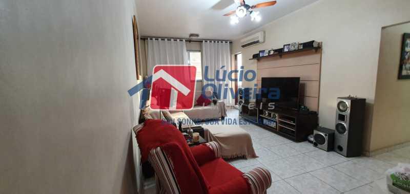 2-Sala 2 ambientes - Apartamento à venda Avenida Teixeira de Castro,Ramos, Rio de Janeiro - R$ 295.000 - VPAP30338 - 3