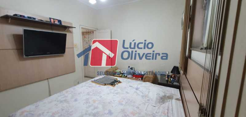 4-Quarto casal.... - Apartamento à venda Avenida Teixeira de Castro,Ramos, Rio de Janeiro - R$ 295.000 - VPAP30338 - 5