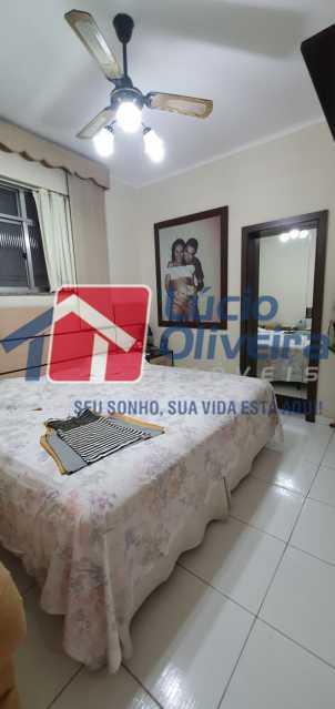 5-Quarto casal.. - Apartamento à venda Avenida Teixeira de Castro,Ramos, Rio de Janeiro - R$ 295.000 - VPAP30338 - 6
