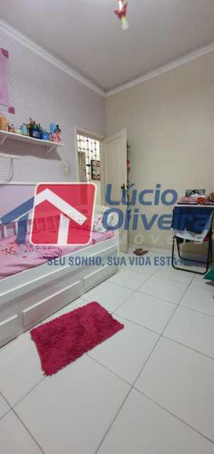 7-Quarto solteiro - Apartamento à venda Avenida Teixeira de Castro,Ramos, Rio de Janeiro - R$ 295.000 - VPAP30338 - 8