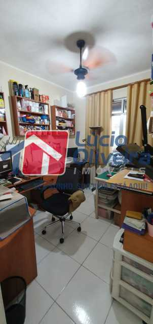 8-Quarto escritorio - Apartamento à venda Avenida Teixeira de Castro,Ramos, Rio de Janeiro - R$ 295.000 - VPAP30338 - 9