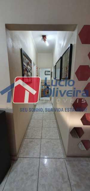 10-Circulação.. - Apartamento à venda Avenida Teixeira de Castro,Ramos, Rio de Janeiro - R$ 295.000 - VPAP30338 - 11