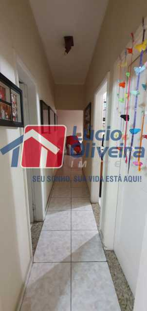 11-Circulação - Apartamento à venda Avenida Teixeira de Castro,Ramos, Rio de Janeiro - R$ 295.000 - VPAP30338 - 12