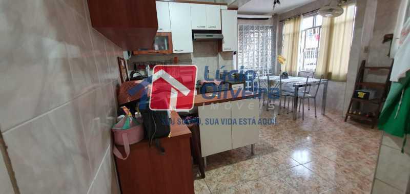 14-Cozinha - Apartamento à venda Avenida Teixeira de Castro,Ramos, Rio de Janeiro - R$ 295.000 - VPAP30338 - 15
