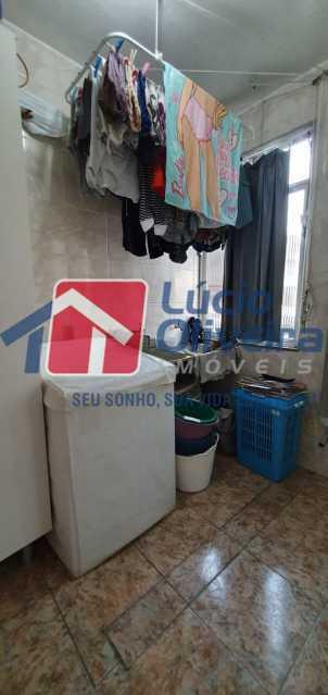 17-Lavanderia - Apartamento à venda Avenida Teixeira de Castro,Ramos, Rio de Janeiro - R$ 295.000 - VPAP30338 - 18