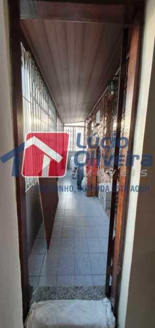 18-Varanda fechada - Apartamento à venda Avenida Teixeira de Castro,Ramos, Rio de Janeiro - R$ 295.000 - VPAP30338 - 19