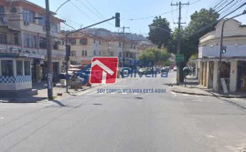 19-Vista Rua - Apartamento à venda Avenida Teixeira de Castro,Ramos, Rio de Janeiro - R$ 295.000 - VPAP30338 - 20
