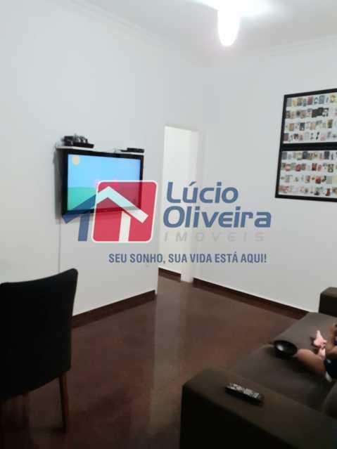 2-Sala ambiente - Apartamento Praça Caí,Penha, Rio de Janeiro, RJ À Venda, 2 Quartos, 55m² - VPAP21410 - 3
