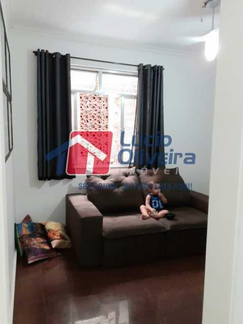 3-Sala - Apartamento Praça Caí,Penha, Rio de Janeiro, RJ À Venda, 2 Quartos, 55m² - VPAP21410 - 4