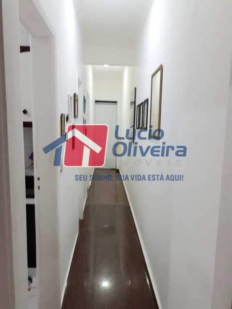 4-Circulação - Apartamento Praça Caí,Penha, Rio de Janeiro, RJ À Venda, 2 Quartos, 55m² - VPAP21410 - 5