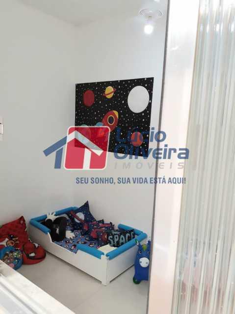 7-Quarto solteiro....... - Apartamento Praça Caí,Penha, Rio de Janeiro, RJ À Venda, 2 Quartos, 55m² - VPAP21410 - 8
