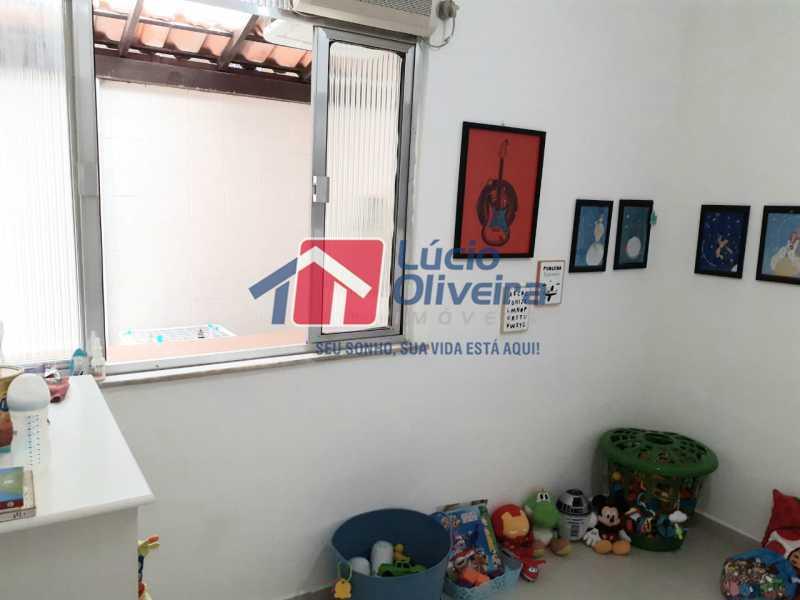 9-Quaro solteiro... - Apartamento Praça Caí,Penha, Rio de Janeiro, RJ À Venda, 2 Quartos, 55m² - VPAP21410 - 10