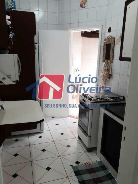 11-Cozinha - Apartamento Praça Caí,Penha, Rio de Janeiro, RJ À Venda, 2 Quartos, 55m² - VPAP21410 - 12