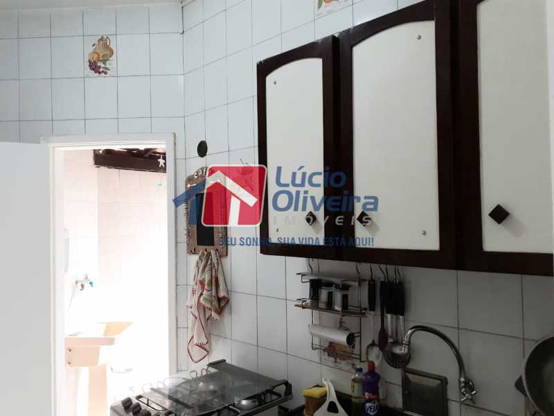12-Cozinha armarios - Apartamento Praça Caí,Penha, Rio de Janeiro, RJ À Venda, 2 Quartos, 55m² - VPAP21410 - 13