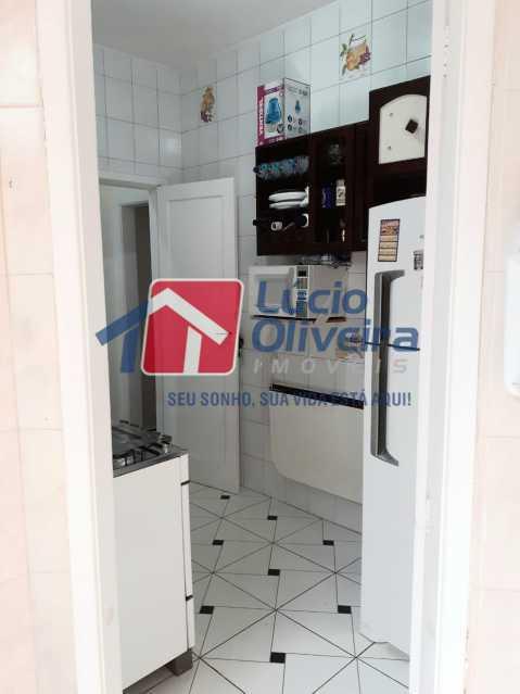 13-Cozinha... - Apartamento Praça Caí,Penha, Rio de Janeiro, RJ À Venda, 2 Quartos, 55m² - VPAP21410 - 14