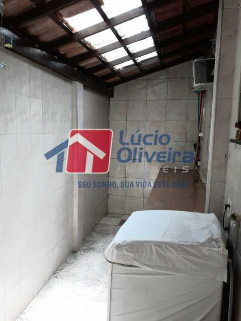 16-Area externa - Apartamento Praça Caí,Penha, Rio de Janeiro, RJ À Venda, 2 Quartos, 55m² - VPAP21410 - 17