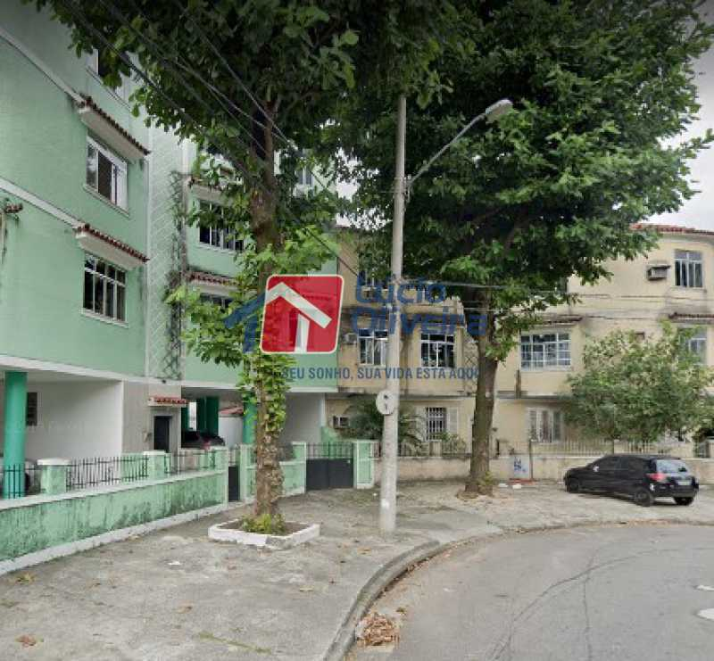 18-Vista externa Rua - Apartamento Praça Caí,Penha, Rio de Janeiro, RJ À Venda, 2 Quartos, 55m² - VPAP21410 - 19