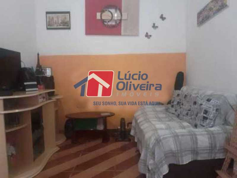 3-Sala - Casa à venda Rua Jaguarema,Rocha Miranda, Rio de Janeiro - R$ 220.000 - VPCA30193 - 4
