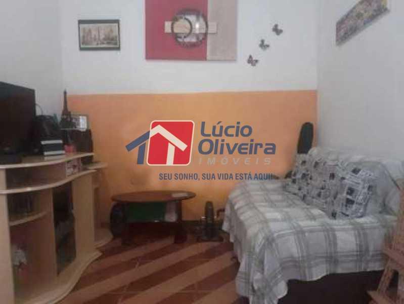 4-Sala - Casa à venda Rua Jaguarema,Rocha Miranda, Rio de Janeiro - R$ 220.000 - VPCA30193 - 5