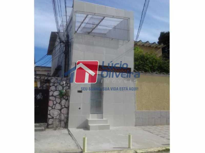 12-Frente - Casa à venda Rua Jaguarema,Rocha Miranda, Rio de Janeiro - R$ 220.000 - VPCA30193 - 13