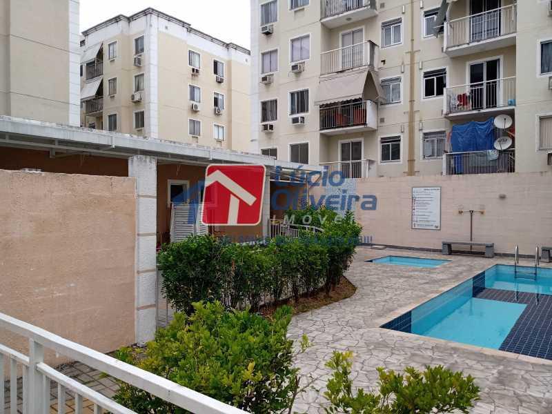 2 Area de lazer - Apartamento 2 quartos à venda Irajá, Rio de Janeiro - R$ 170.000 - VPAP21412 - 3
