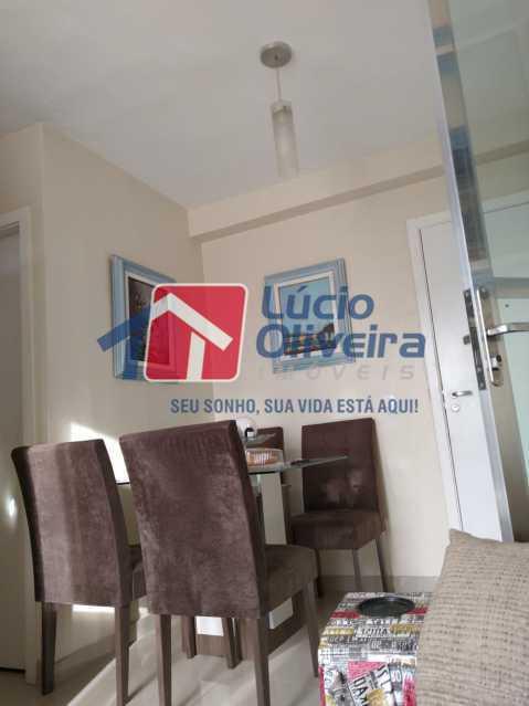 3 Sala. - Apartamento 2 quartos à venda Irajá, Rio de Janeiro - R$ 170.000 - VPAP21412 - 4