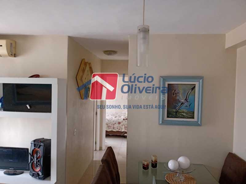4 Sala - Apartamento 2 quartos à venda Irajá, Rio de Janeiro - R$ 170.000 - VPAP21412 - 5