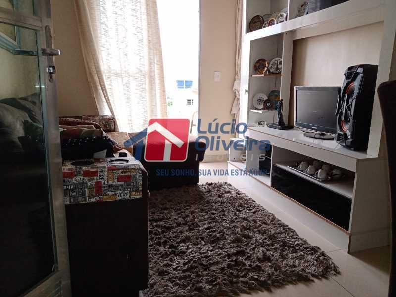 4.1 Sala - Apartamento 2 quartos à venda Irajá, Rio de Janeiro - R$ 170.000 - VPAP21412 - 6