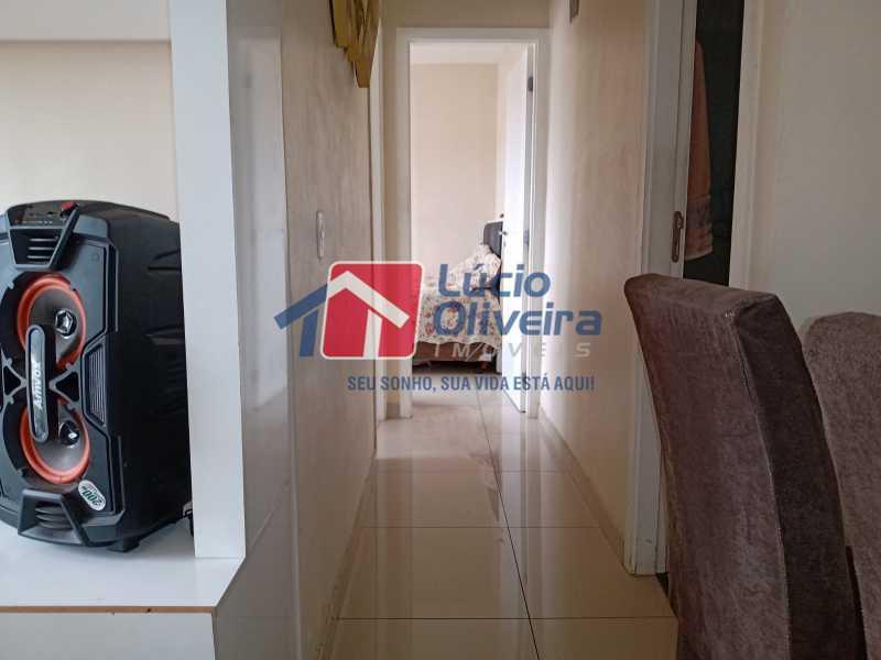 4.2 Sala - Apartamento 2 quartos à venda Irajá, Rio de Janeiro - R$ 170.000 - VPAP21412 - 7