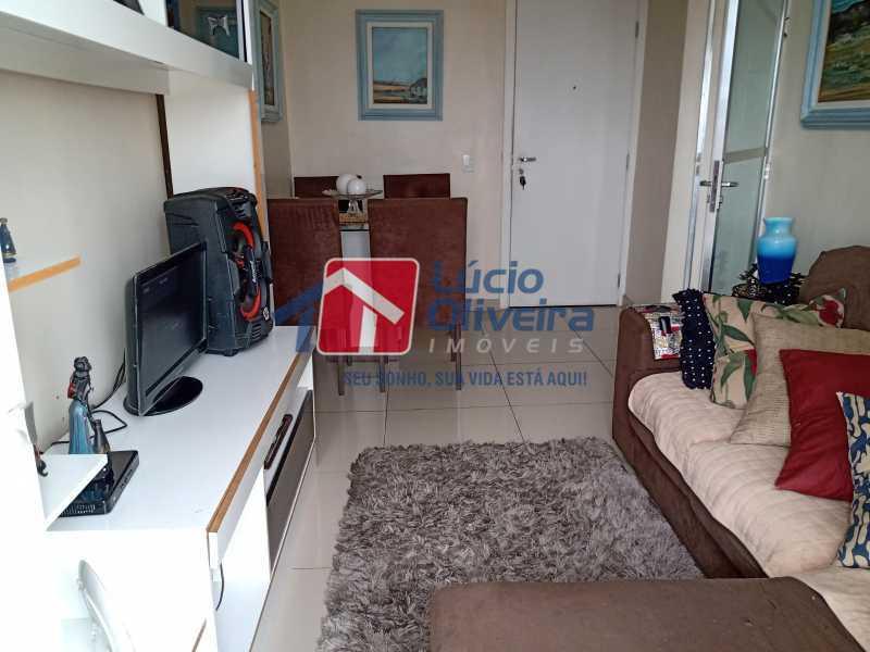 4.3 Sala - Apartamento 2 quartos à venda Irajá, Rio de Janeiro - R$ 170.000 - VPAP21412 - 8