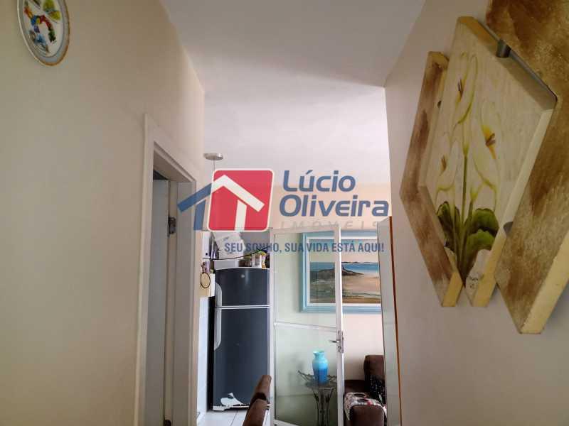 5.1 Corredor - Apartamento 2 quartos à venda Irajá, Rio de Janeiro - R$ 170.000 - VPAP21412 - 10