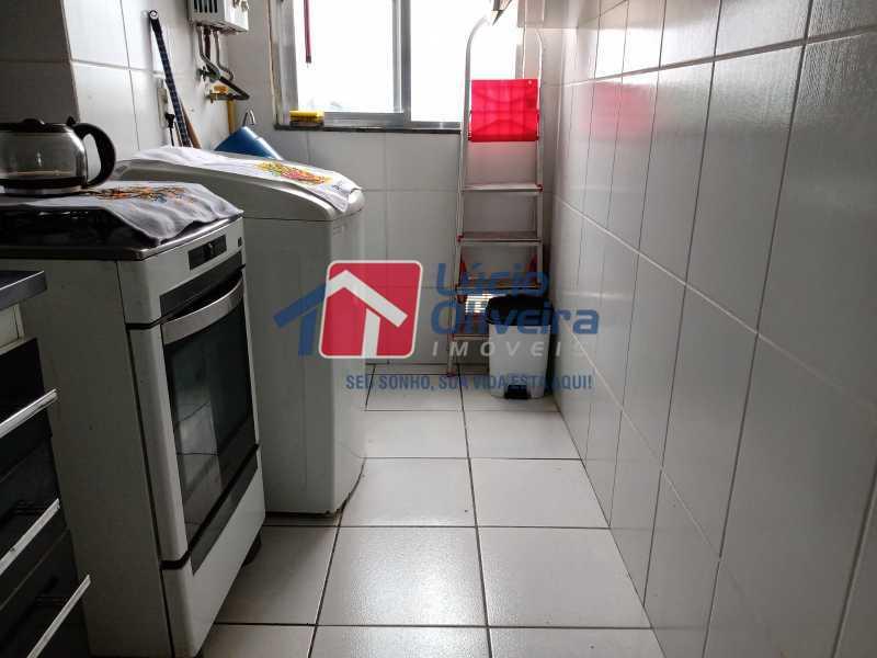5.2 Cozinha - Apartamento 2 quartos à venda Irajá, Rio de Janeiro - R$ 170.000 - VPAP21412 - 11