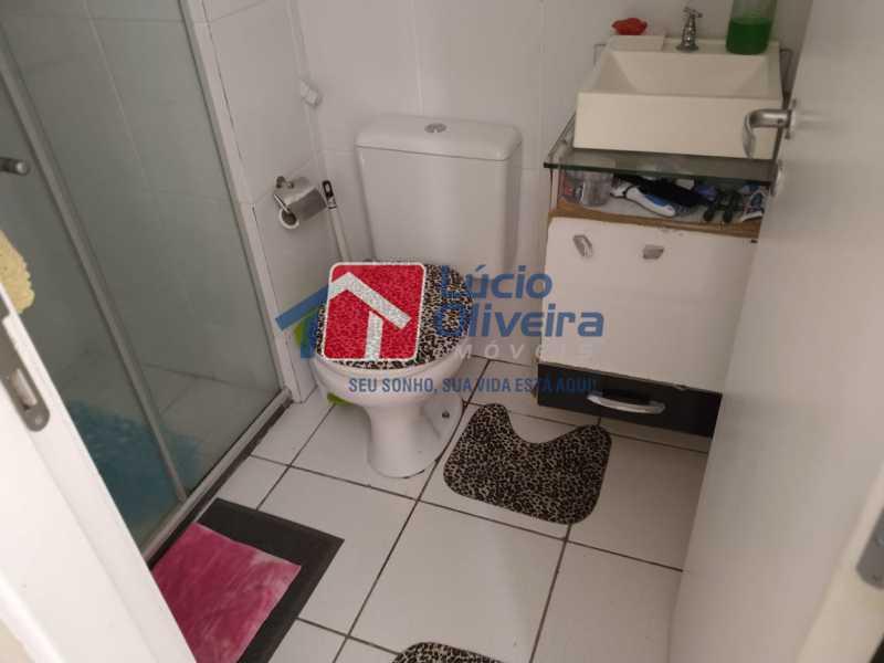 6 Banheiro. - Apartamento 2 quartos à venda Irajá, Rio de Janeiro - R$ 170.000 - VPAP21412 - 12