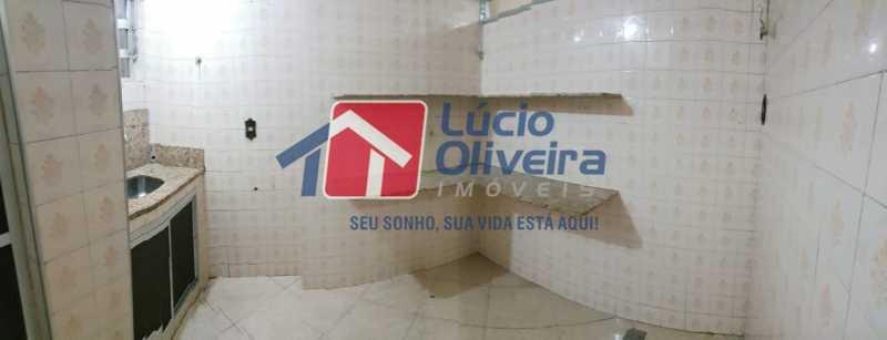 02- Cozinha - Casa à venda Rua Irapua,Penha Circular, Rio de Janeiro - R$ 480.000 - VPCA40063 - 5