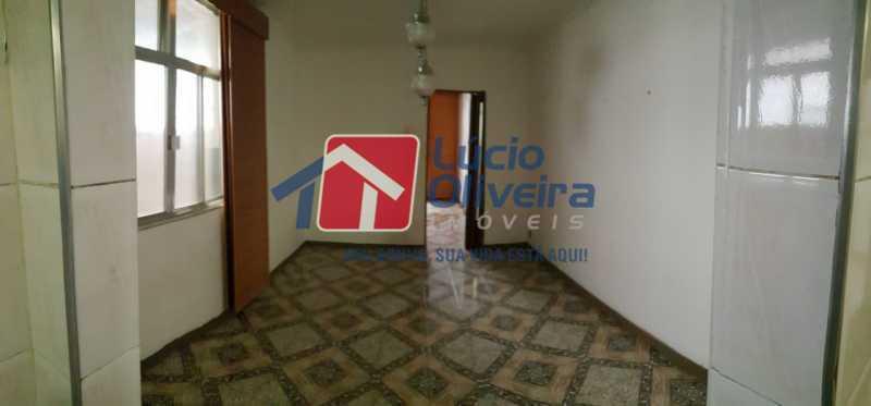 04- Sala - Casa à venda Rua Irapua,Penha Circular, Rio de Janeiro - R$ 480.000 - VPCA40063 - 9