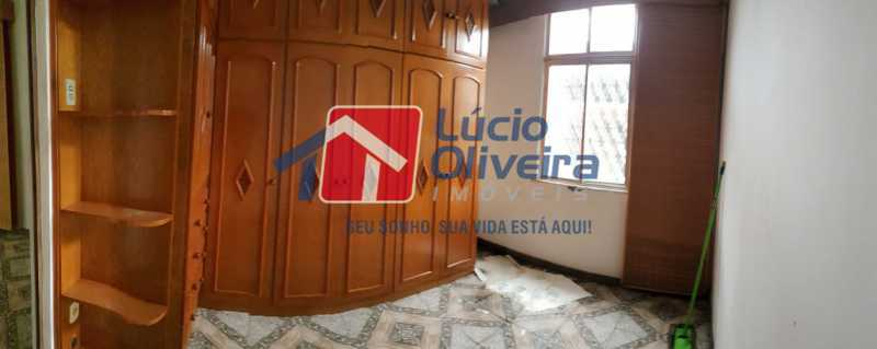07 - Quarto - Casa à venda Rua Irapua,Penha Circular, Rio de Janeiro - R$ 480.000 - VPCA40063 - 15