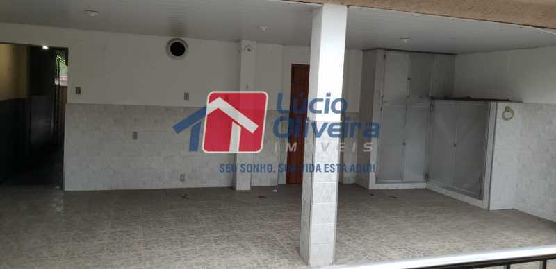 09 - Quintal - Casa à venda Rua Irapua,Penha Circular, Rio de Janeiro - R$ 480.000 - VPCA40063 - 19