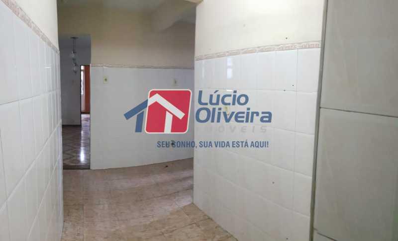 10 - Circulação - Casa à venda Rua Irapua,Penha Circular, Rio de Janeiro - R$ 480.000 - VPCA40063 - 21