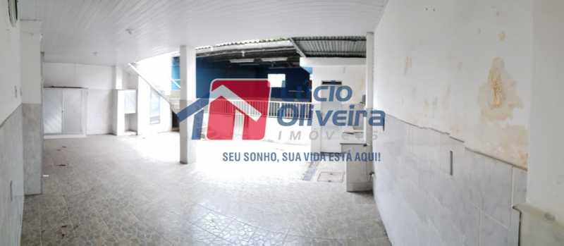 12- Quintal - Casa à venda Rua Irapua,Penha Circular, Rio de Janeiro - R$ 480.000 - VPCA40063 - 25