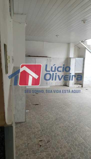 15- Quintal - Casa à venda Rua Irapua,Penha Circular, Rio de Janeiro - R$ 480.000 - VPCA40063 - 30