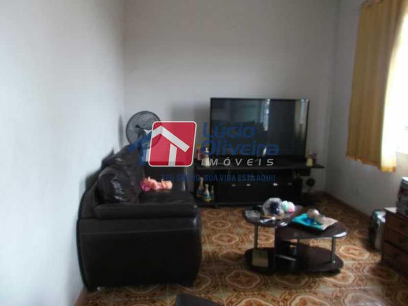 2 sala - Casa à venda Rua Caraípe,Braz de Pina, Rio de Janeiro - R$ 680.000 - VPCA30194 - 3