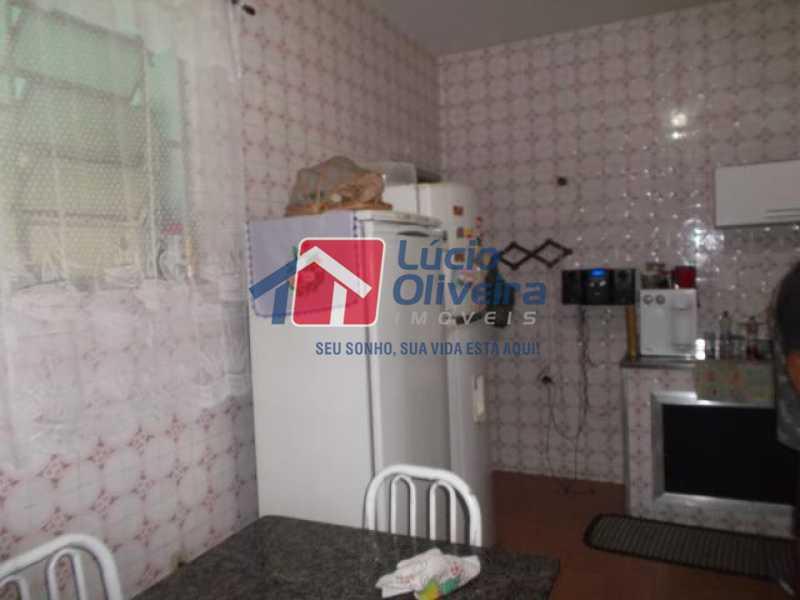 5 cozinha - Casa à venda Rua Caraípe,Braz de Pina, Rio de Janeiro - R$ 680.000 - VPCA30194 - 6