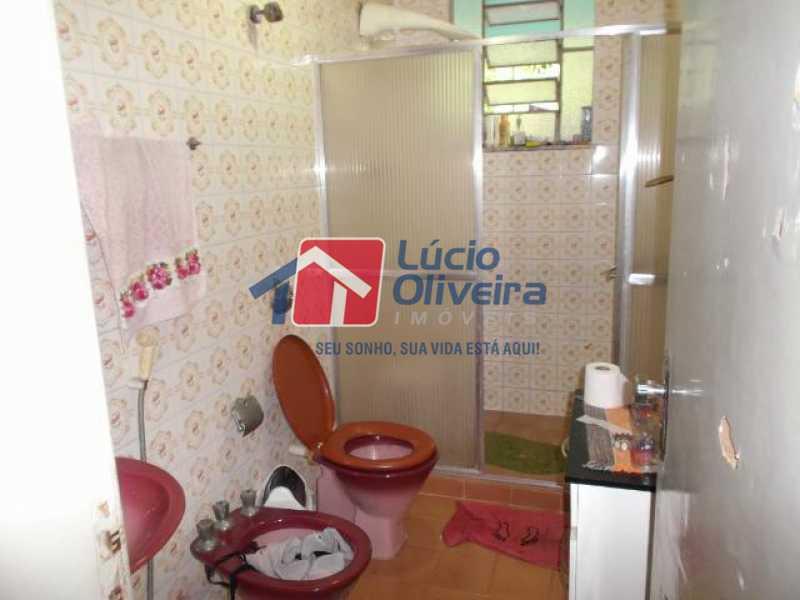6 banheiro - Casa à venda Rua Caraípe,Braz de Pina, Rio de Janeiro - R$ 680.000 - VPCA30194 - 7