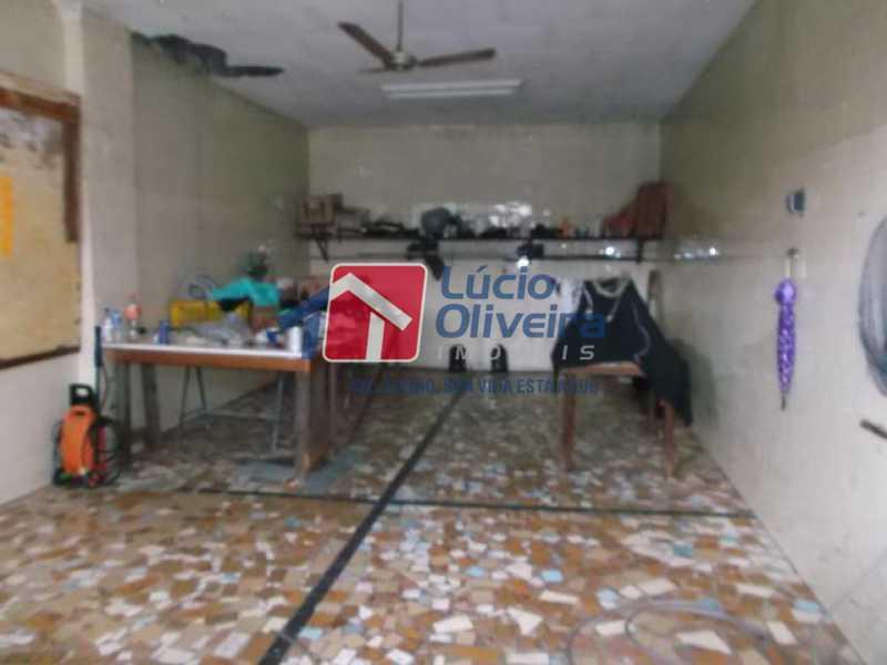 8 terraço - Casa à venda Rua Caraípe,Braz de Pina, Rio de Janeiro - R$ 680.000 - VPCA30194 - 9
