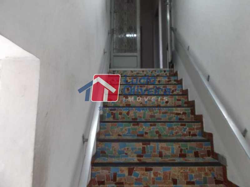 9 escada - Casa à venda Rua Caraípe,Braz de Pina, Rio de Janeiro - R$ 680.000 - VPCA30194 - 10