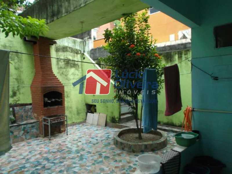 11 area gourmet - Casa à venda Rua Caraípe,Braz de Pina, Rio de Janeiro - R$ 680.000 - VPCA30194 - 12